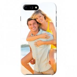 iPhone 8 PLUS - Coque Rigide Personnalisée à Bords Imprimés